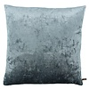 CLAUDI Throw pillow Cronna Iced Blue