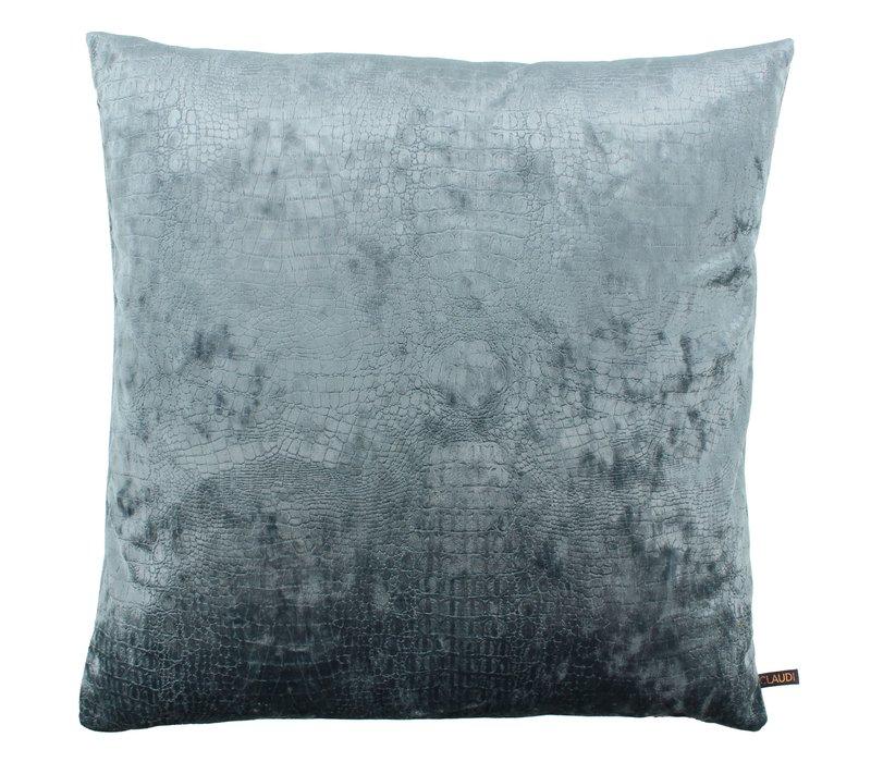 Cushion Cronna Grey Mint