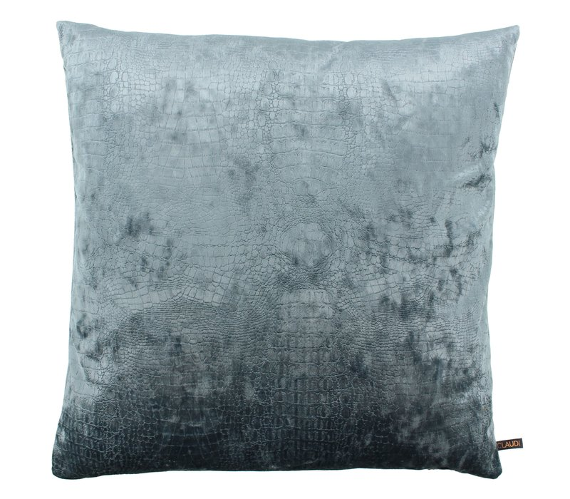 Throw pillow Cronna Iced Blue