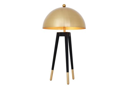 EICHHOLTZ Table Lamp Coyote - Gold