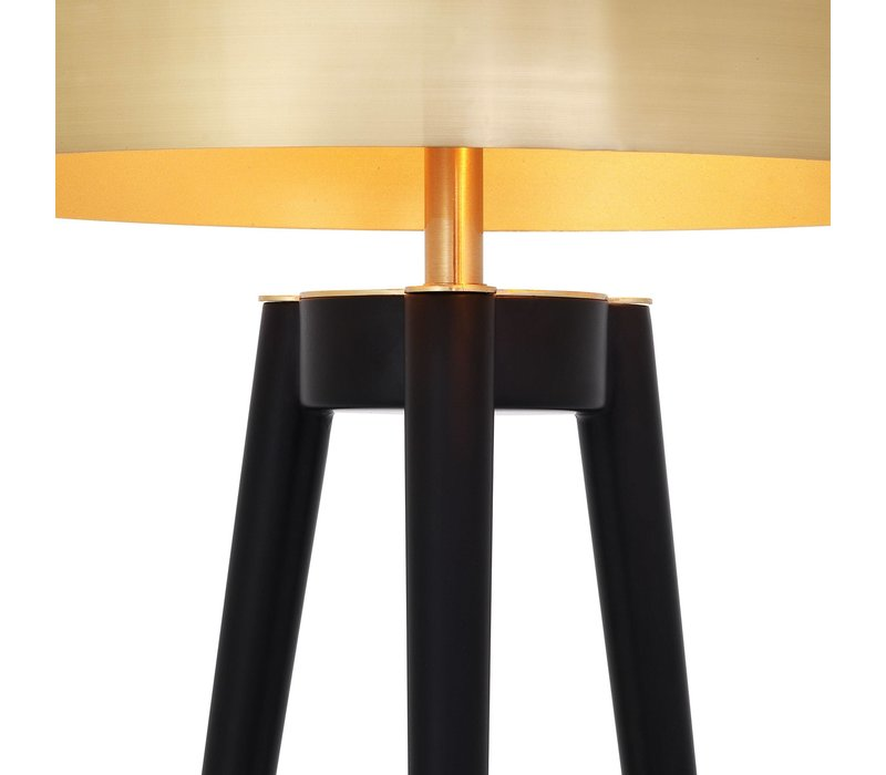 'Coyote' Table lamp Gold