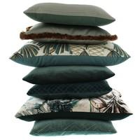Cushion Merle Dark Mint