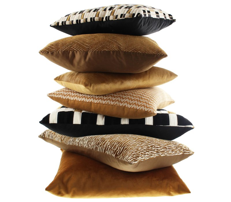 Cushion Merle Bronze