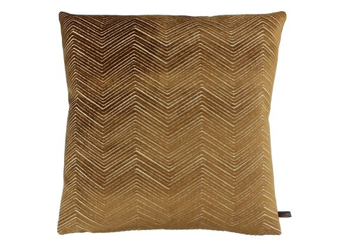 CLAUDI Cushion Merle Bronze