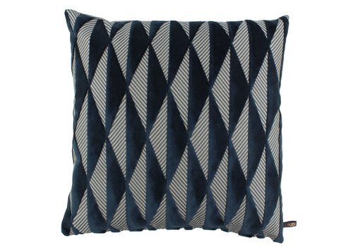 CLAUDI Cushion Ilvar Denim