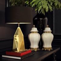 Tischlampe 'Setai' Gold