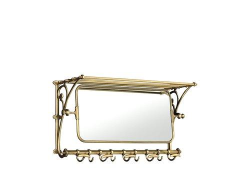 EICHHOLTZ Wandkapstok 'Varadero' antique brass