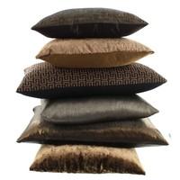 Cushion Bandi Bronze