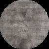 Dome Deco Carpet Lake Grey - round