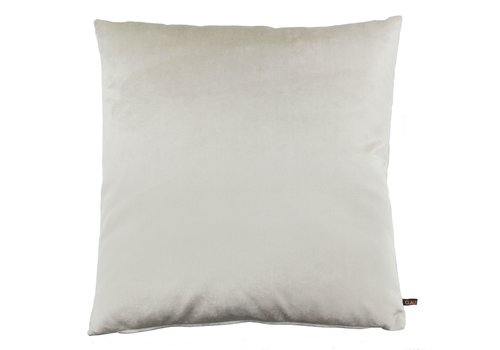 CLAUDI Cushion Bandi Off white