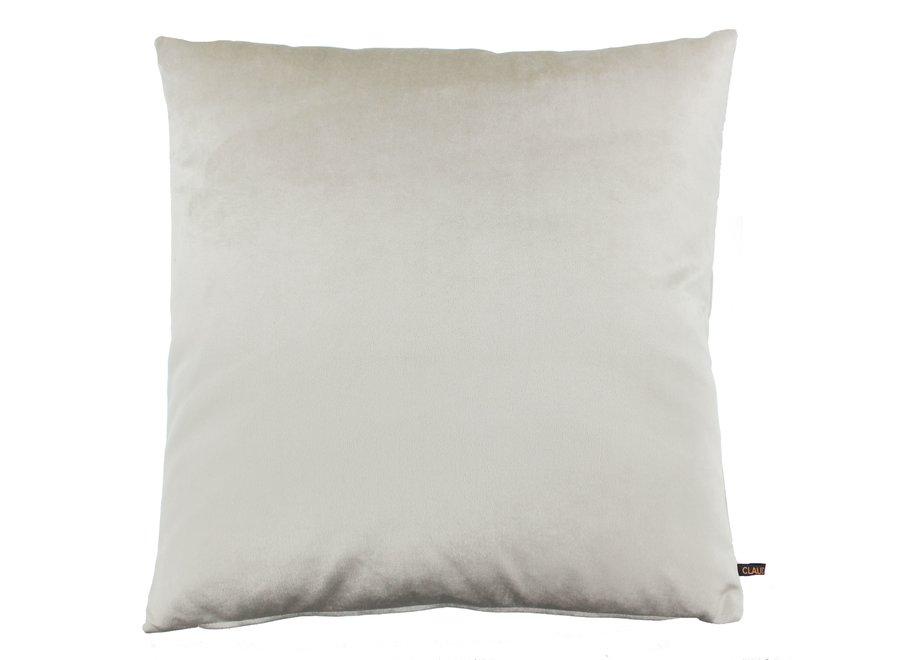 Kissen Bandi Off white