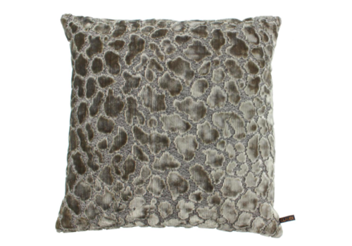 CLAUDI Cushion Ochnicio Taupe
