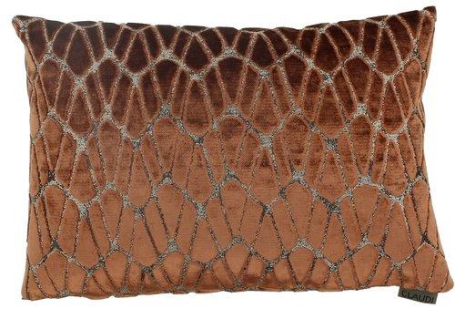 CLAUDI Cushion Rodolfo Rust