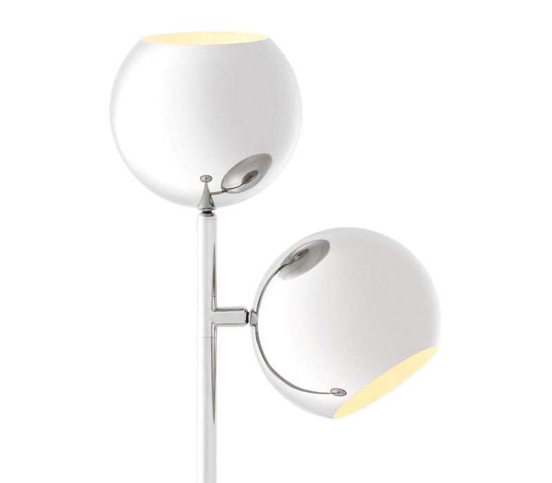 Moderne Vloerlamp 'Compton'  140 cm hoog