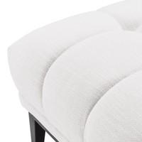 Bench 'Aurelio' - Avalon white
