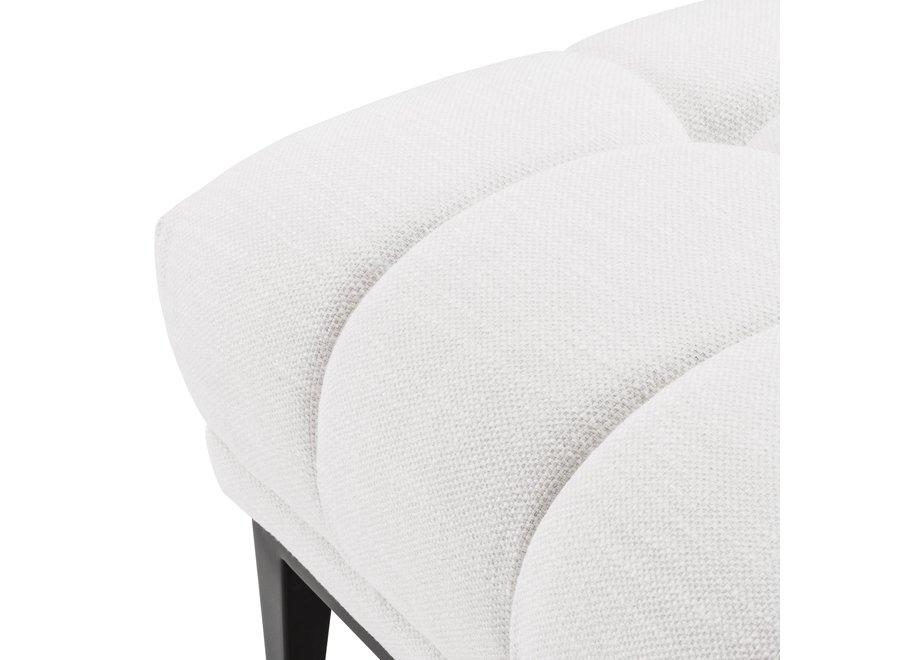 Hocker 'Aurelio' - Avalon white