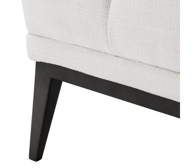 Hocker 'Aurelio' Avalon White 124 cm