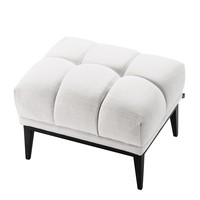 Hocker 'Aurelio' - Avalon white