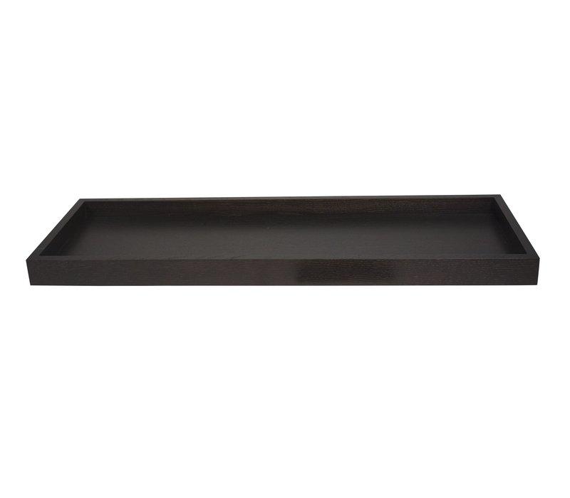 Tray for 'Modular' bank - brown