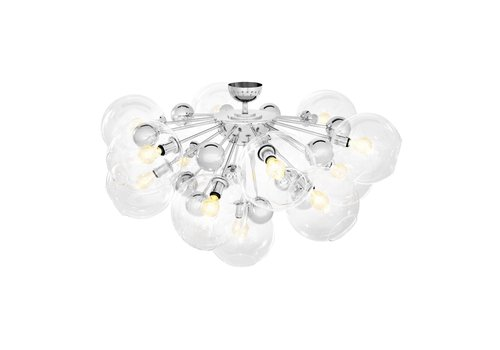 EICHHOLTZ Ceiling lamp 'Soleil'