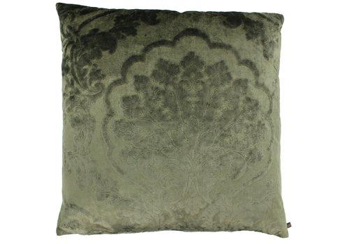 CLAUDI Cushion Caith Olive