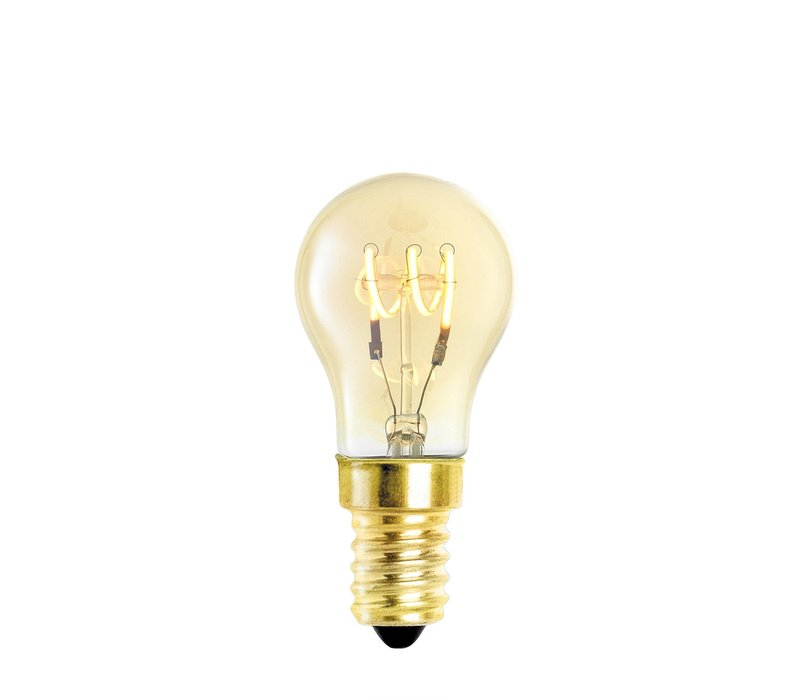 LED BULB A SHAPE 4W E14 SET OF 4