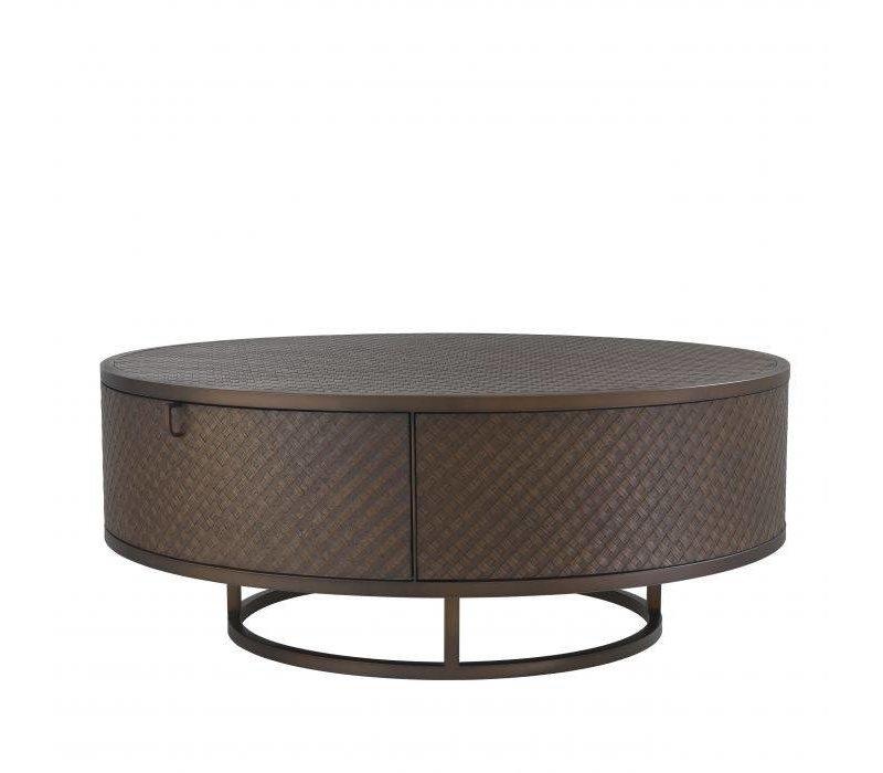 Coffee table 'Napa Valley'