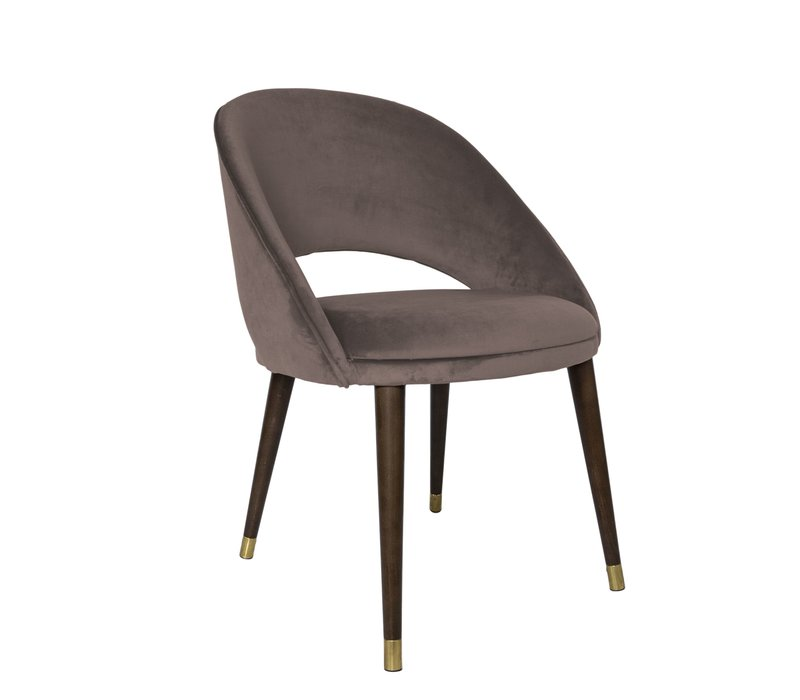 Dining chair 'Bend' Mousse