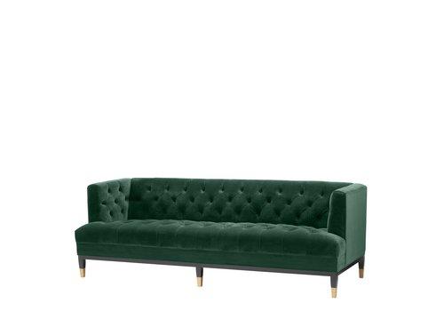 EICHHOLTZ Sofa Castelle Dark Green