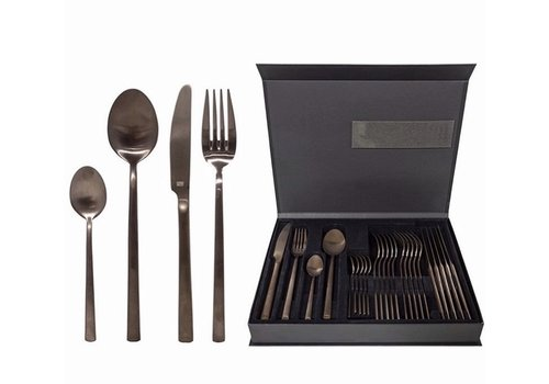 Dome Deco Cutlery set 6-piece