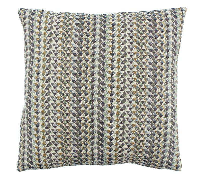 Cushion Colinda Mint Gold