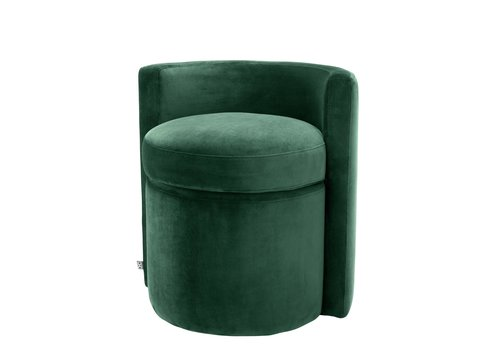 EICHHOLTZ Arcadia Dark Green Stool