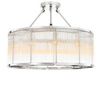 Ceiling lamp 'Bernardi' Nickel Finish