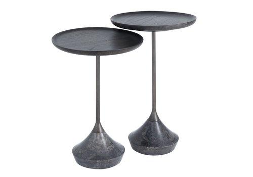 EICHHOLTZ 'Puglia' Side Table Set of 2