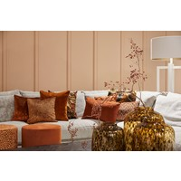 Cushion Speranza in color Burned Orange