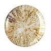 EICHHOLTZ Dekorativer konkaver Spiegel 'Laguna S' Gold