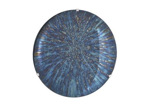 EICHHOLTZ Decoratieve Concave spiegel 'Laguna S' Blue