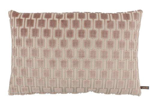 CLAUDI Cushion Frior Ash Rose