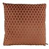 CLAUDI Cushion Frior in color Brique