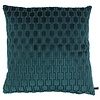 CLAUDI Cushion Frior in color Emerald