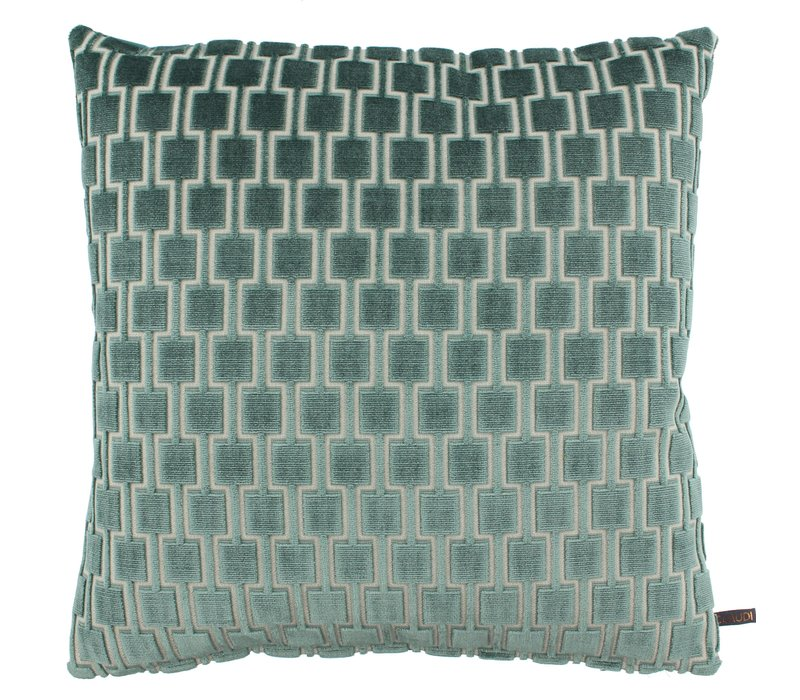 Cushion Frior in color Mint