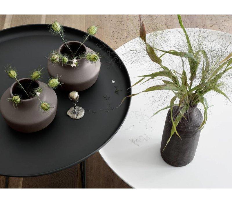 Kaffetisch 'Duke Large' - Stone Grey