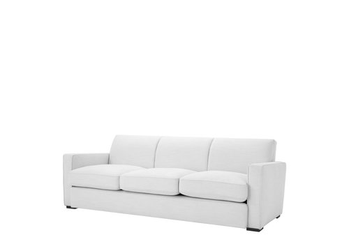 EICHHOLTZ Sofa 'Edmond' Avalon White