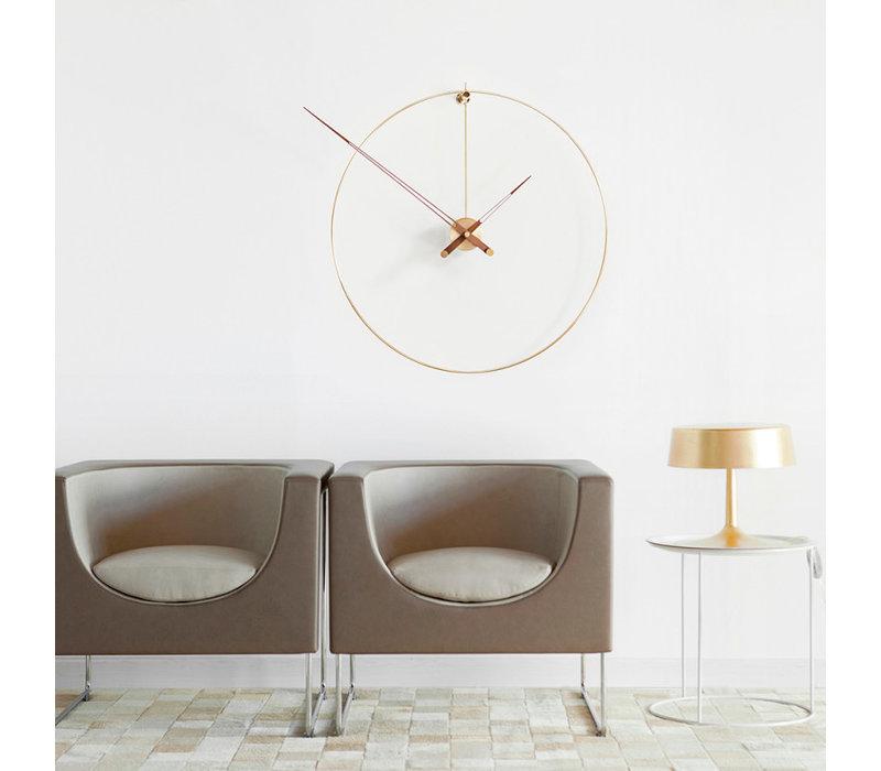 'New Anda Gold n' XXL Wall Clock
