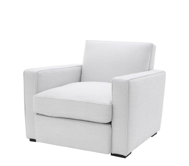Chair 'Edmond' Avalon white