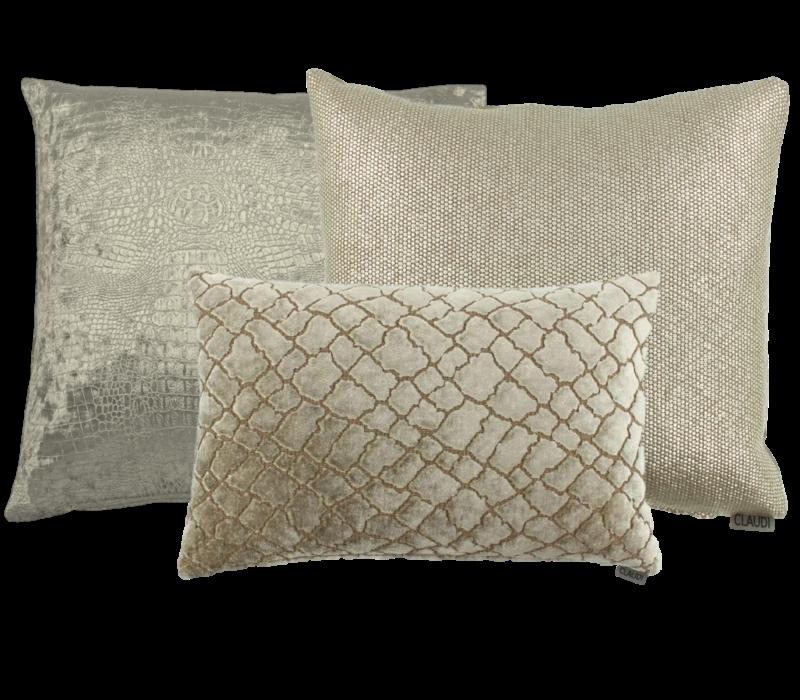 Cushion combination Gold: Esta, Paolo & Paride