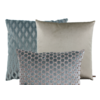 CLAUDI Cushion combination Iced Blue: Pasquinel, Bandi & Orsina