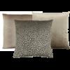 CLAUDI Cushion combination Sand: Speranza, Perla & Paulina