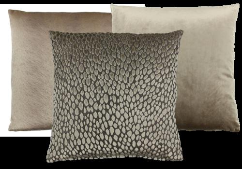 CLAUDI Cushion combinationSand: Speranza, Perla & Paulina