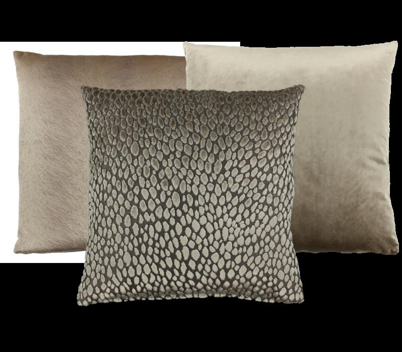 Cushion combination Sand: Speranza, Perla & Paulina